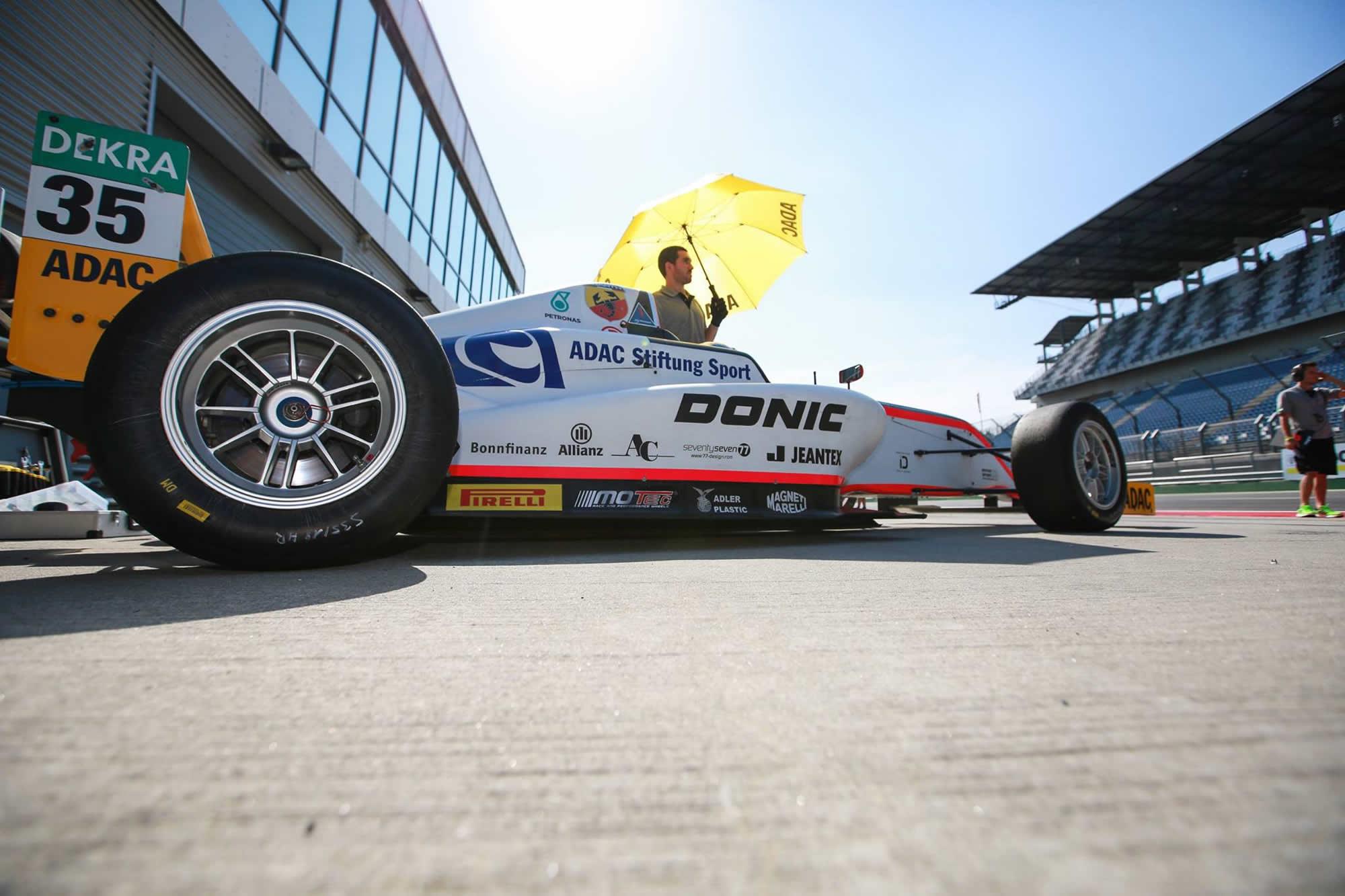 Motec - Aktivitäten Motorsport